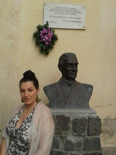 MarijanaPilipović_Milos_Crnjanski_Temišvar