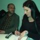 Marijana_Pilipović_knjiga_Međurečje_Potpisivanje_knjiga